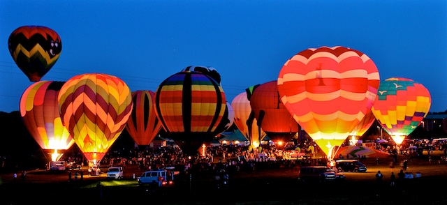 Maryland Preakness Hot Air Balloon Festival