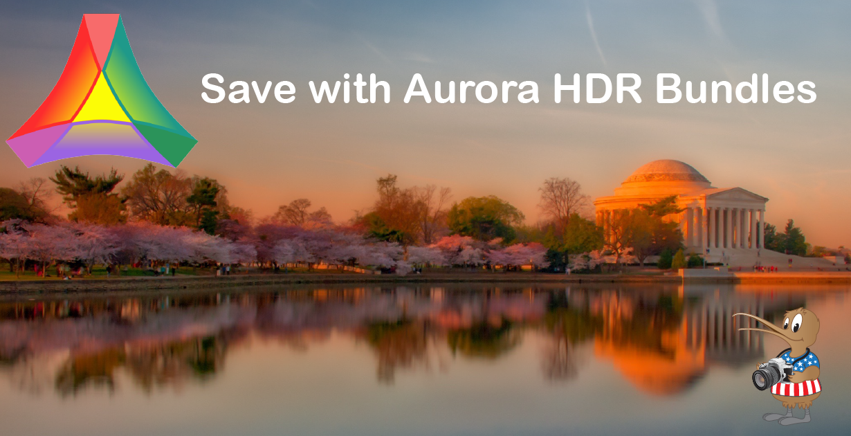 Save with Aurora HDR Bundles
