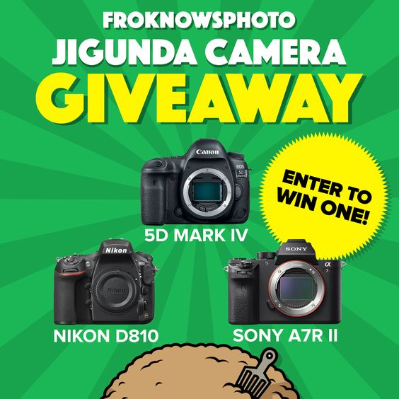 Free Camera Giveaway Contest